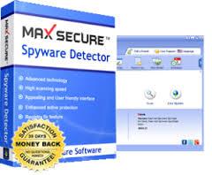 لتحميل برنامج  Max Spyware Detector