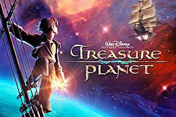 تحميل مجاناً لعبة الأكشن والتسلية والإثارة  Treasure Planet 2013