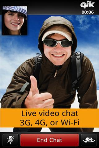 تحميل برنامج Qik Video (Android) Free Software Download for Samsung GT-i9308 Galaxy S3