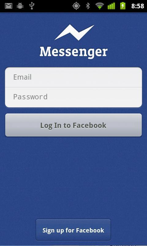 تحميل ماسنجر الفيس بوك مجاناً Facebook Messenger 2.5.3