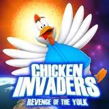 تحميل لعبة صيد الدجاج 2013 مجانا للكمبيوتر Download Chicken Invaders Game