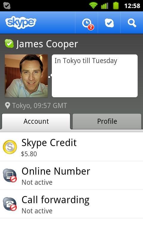 تحميل Free Android Skype – free video calling Software
