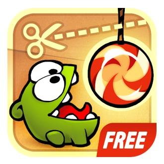 تحميل لعبة كت ذا روب Cut the Rope Free for Android 2.3