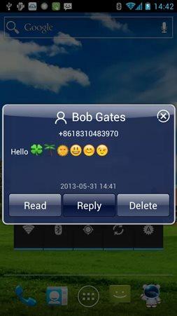 إن كنت تبحث عن كل ما هو جديد ومتميز، تابع موقع ملتقى البرامج، حمل مجانا تطبيق  Hi SMS for Android