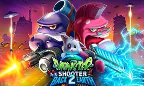 تحميل لعبة أنقاذ القطة من الوحوش للاندرويد مجانا 2013- Download Monster Shooter 2