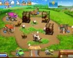لعبة المزرعة السعيدة ملتقى البرامج