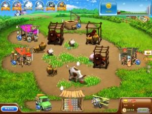 تحميل لعبة المزرعة السعيدة مجانا 2012 Farming Simulator
