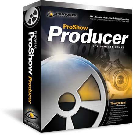 تحميل برنامج ProShow Producer عملاق عمل مقاطع الفيديو ودبلجة الصور