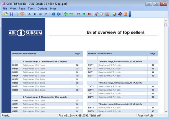 تحميل برنامج Cool PDF Reader مجانا