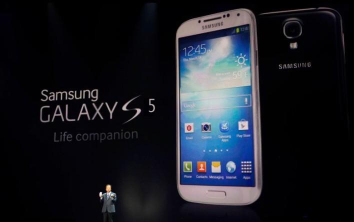 سامسونج تأكد وجود ماسحة بصمات الأصابع  Fingerprint Scanner في Galaxy S5