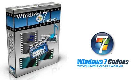 تحميل برنامج ترميز ويندوز 7 المتطور Windows 7 Codecs Advanced 4.5.3