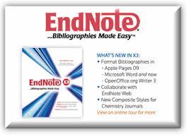تعرف على برنامج  EndNote لتخزين وتنظيم وإدارة المراجع للأبحاث العلمية