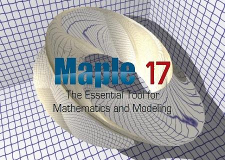 تحميل برنامج  Maple 17  الأداة الأمثل للعمليات حسابية