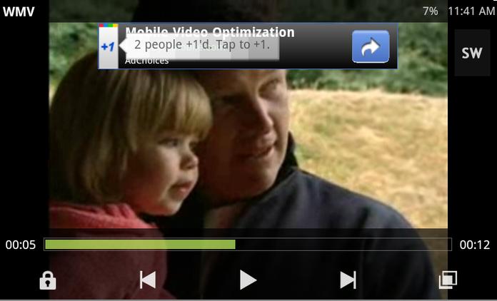 تحميل برنامج  MX Player  لدعم الفيديوهات  لأجهزة الأندرويد