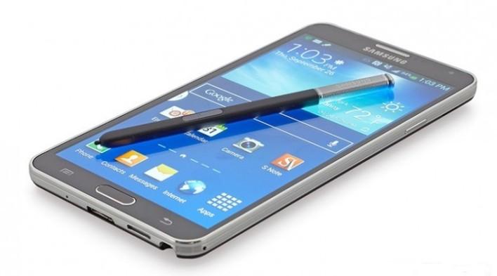 Galaxy Note 4 و Galaxy Alpha  في معرض شركة سامسونج ايفا 2014