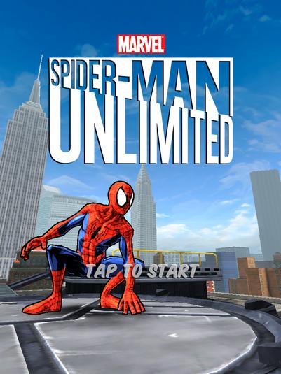 لعشاق لعبة الرجل العنكبوت،، أن لعبة سبيدر مان بحلتها الجديدة،،Spider-Man Unlimited تمتع بالإثارة والمتعة والتشويق