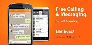 ماسنجر  Nimbuzz Messenger 2.4.1  للمكالمات الدولية والرسائل المجانية ،، لجميع الهواتف النقالة