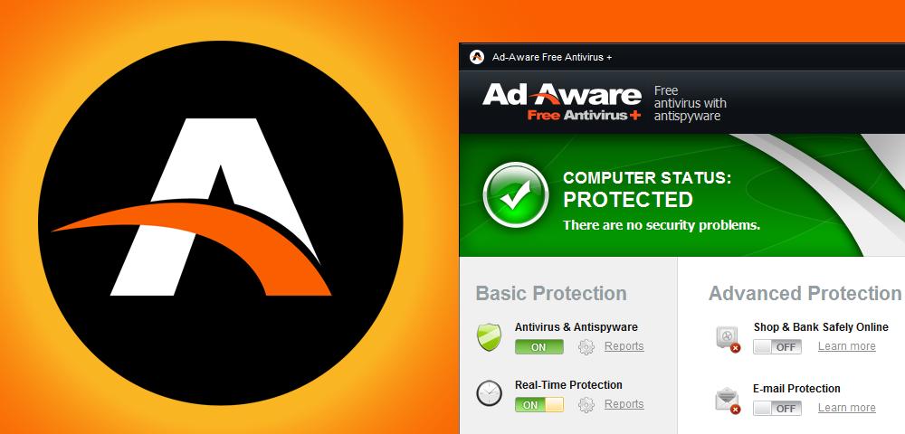 تحميل برنامج مكافحة الفيروسات  Ad-Aware Free Antivirus+ 11.4.6792.0 الرائع مجاناً