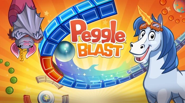 تحميل لعبة Peggle Blast الرائعة،، تمتع بسحر والإثارة وبالمفرقعات