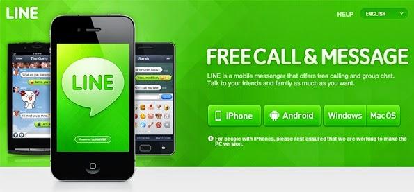 تحميل تطبيق  LINE 4.3.0.724 ،، استمتع بمشاركة أصدقائك وأحبابك في كل مكان