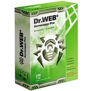 تحميل برنامج مكافحة الفيروسات الشهير   Dr.Web بأحدث إصدار2016
