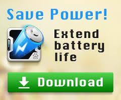 تحميل تطبيق DU Battery Saver for Android 4.0.5  بأحدث إصدار مجاناً (تطبيق لإطالة عمر البطارية للإندرويد)