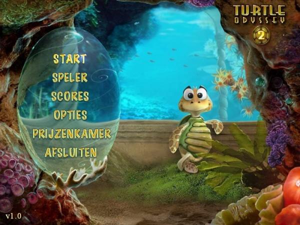 تحميل لعبة سلحفاة أوديسي Turtle Odyssey 2 لعبة الإثارة والبحث عن الكنوز – لأجهزة PC