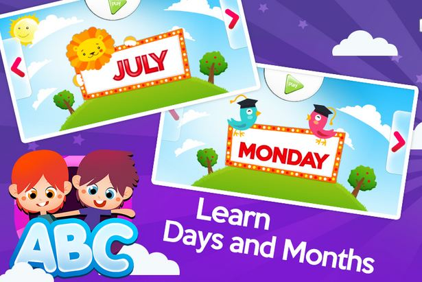 تطبيق ABC KIDS الرائع لتعليم طفلك المفردات الأساسية بدون انترنت