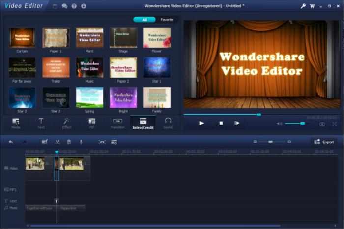 تحميل Wondershare Video Editor 7.3.1 الرائع لتحرير الفيديو مجانا 2016