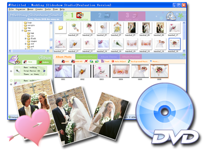 تحميل برنامج الرائع2017 Wedding Slideshow Studio مجانا لمونتاج يوم زفافك بشكل مميز