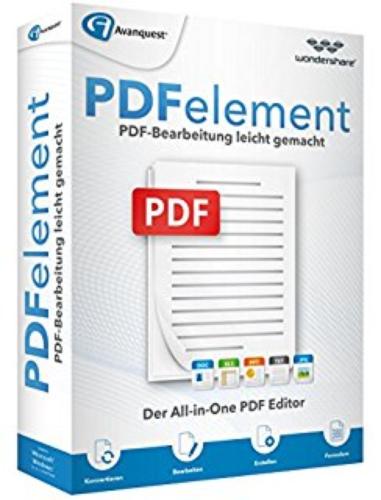 تحميل برنامج Wondershare PDF Element 5.12.1 بأحدث إصدار ومجانا