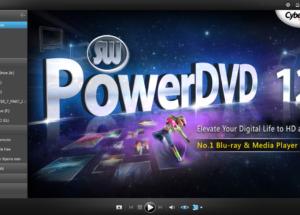 تحميل برنامج PowerDVD 17.0.1523.60 لتشغيل الأفلام 2017 مجاناً