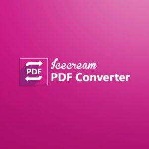تحميل برنامج Icecream PDF Converter 2.73 لتحويل pdf إلى ورد أو إلى العديد من التطبيقات مجانا 2017 وبأحدث إصدار