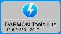 تحميل برنامج DAEMON Tools Lite 10.6 لنسخ ونقل الملفات وللدمج بأحدث إصدار 2017