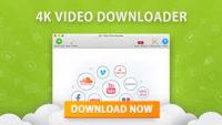 تحميل برنامج 4K Video Downloader لتنزيل وحفظ ملفات الفيديو والصوت من الانترنت وبوجودة عالية بأحدث إصدار 2018