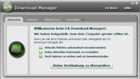 تحميل برنامج EA Download Manager8.0.3.427 لتحميل وتنزيل أحدث باتشات الألعاب من موقع الألعاب الشهيرة جديد 2018