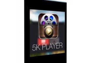 تحميل برنامج 5KPlayer 4.9 بأحدث إصدار 2018