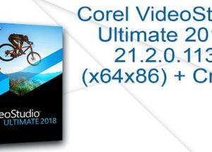 تحميل برنامج  Corel VideoStudio Ultimate 2018 21.2.0.113 الإبداعي لمقاطع الفيديو مجاناً 2018