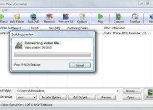 تحميل برنامج  Prism Video Converter 4.14 Beta الرائع لتحويل وسائط الفيديو من صيغة إلى أخرى 2018