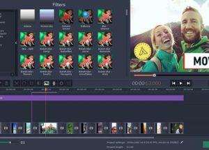 تحميل برنامج Movavi Video Editor 15.0.0.0 المدهش لمعالجة الفيديو وتعديل والقص بأحدث إصدار 2018