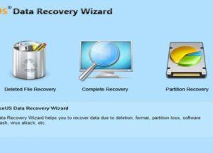 تحميل برنامج EaseUS Data Recovery Wizard Free 12.6 المذهل لاستعادة البيانات المحذوفة من جهازك الحاسوب مجاناً وبأحدث إصدار 2018