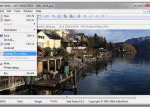 تحميل برنامج SafeNotes 5.0.6 لتشفير البيانات:قوي، سهل الاستخدام، وبديهية.