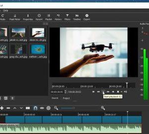 تحميل Shotcut 19.06.15 لتحرير ومونتاج الفيديو مجاناً 2019