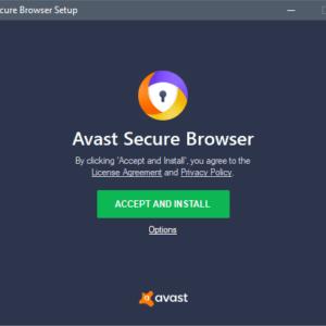 تحميل متصفح Avast Secure Browser for PC Windows75.0.1447.81