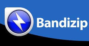 برنامج لفك وضغط الملفات Bandizip6.24