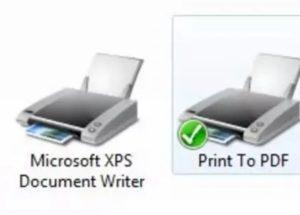 تحميل برنامج  لطباعة ملفات ال Pdf