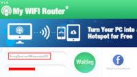 تعرف وحمل برنامج My WiFi Router3.0.64