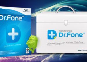 تحميل برنامج Wondershare Dr.Fone for Android 10.4.0 يسمح لك باستعادة البيانات المحذوفة مباشرة من بطاقات SD داخل أجهزة Android 2020